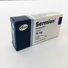 SERMION 30 MG C/20 TABS
