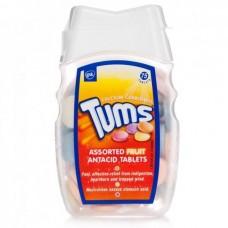 TUMS SURTIDO C/75 TABS