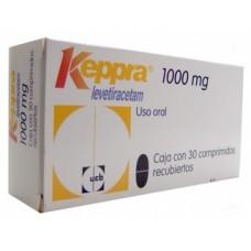 KEPPRA 1 GR C/30 TABS