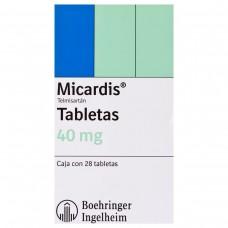 MICARDIS 40 MG C/28 TABS