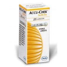 LANCETAS ACCU-CHEK SOFTCLIX C/25