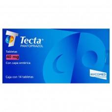 TECTA 40 MG C/14 TABS