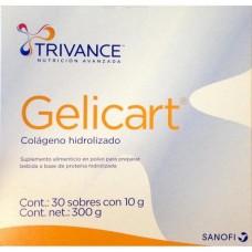GELICART 10 GRS C/30 SOB