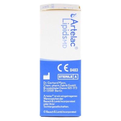 ARTELAC LIPIDS MD C/10 ML SOL OFT