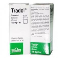 TRADOL SOL GTS 100 MG/1 ML C/30 ML