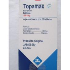 TOPAMAX 100 MG C/20 TABS