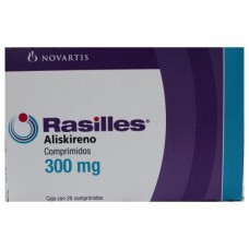 RASILLES 300 MG C/28 COMP
