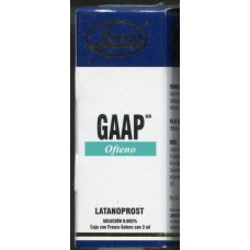 GAAP OFTENO SOL OFT 0.005% C/3 ML