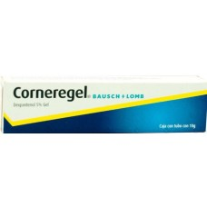 CORNEREGEL 5% C/10 GR
