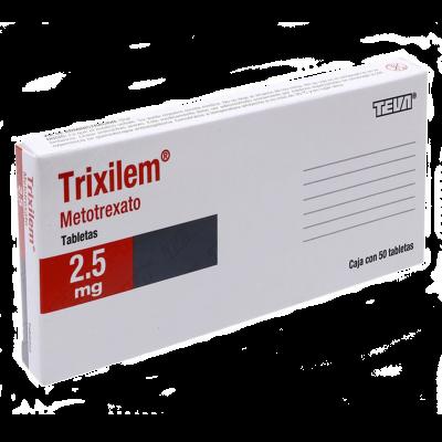 TRIXILEM 2.5 MG C/50 TABS
