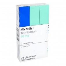 MICARDIS 40 MG C/14 TABS