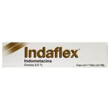 INDAFLEX CRA. 40G   2.5% CRA