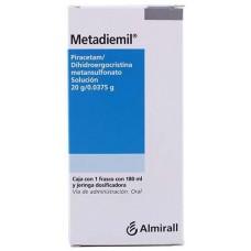 METADIEMIL 20 GR/0.0.75 GRS C/180 ML