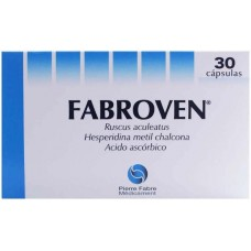 FABROVEN 150 MG C/30 CAPS