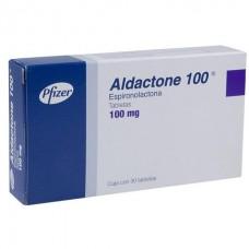 ALDACTONE 100 MG C/30 TABS
