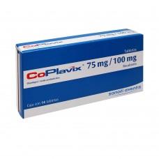 COPLAVIX 75/100 MG C/14 TABS