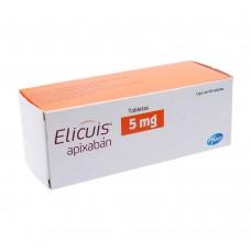 ELICUIS 5 MG C/60 TABS
