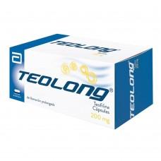 TEOLONG 200 MG C/20 CAPS
