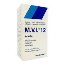 MVI-12 FA LIOFILIZADO AD C/1