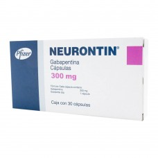 NEURONTIN 300 MG C/30 CAPS