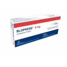 BLOPRESS 16 MG C/14 TABS