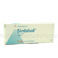 SIRDALUD 2 MG C/20 COMP